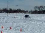WOSCA winter series event # 3